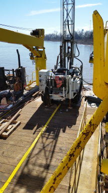 Difficult Drilling Access