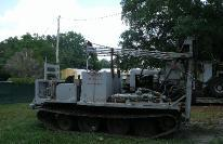 CPT / Geoprobe Rig