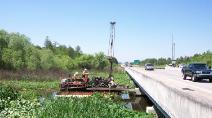Amphibious Drilling